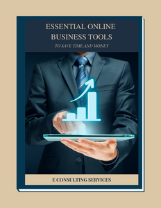 Essential Online Business Tools- Ebook