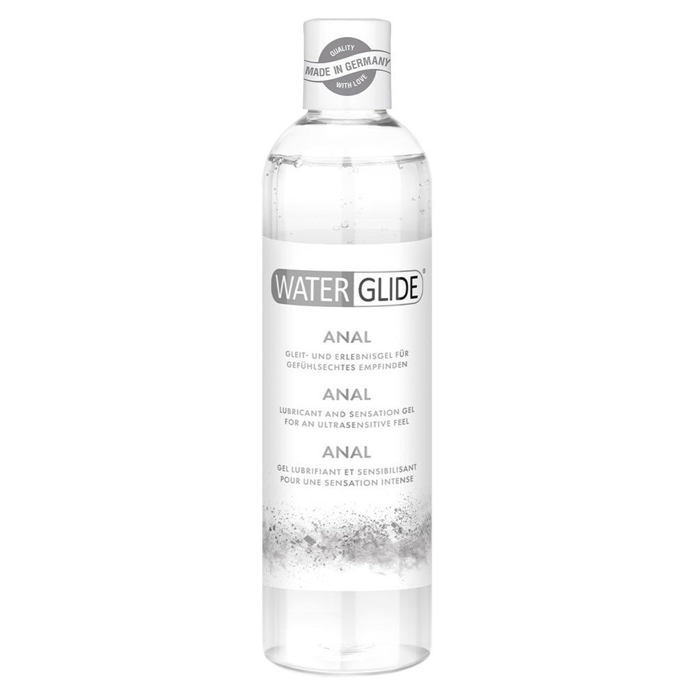 Waterglide Anal Lubricant Lubricant 300ml