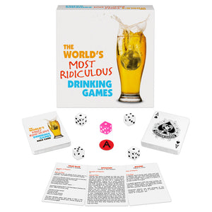 Kheper Games Worlds Most Ridiculous Drinking Games Multi Os