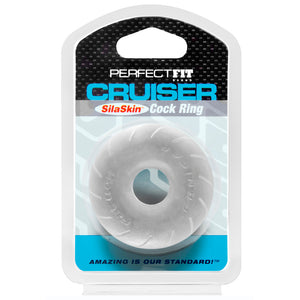 Perfect Fit Cruiser Ring Clear 2.25in