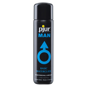 Pjur Man Basic Water Glide Lubricant Transparent 250ml