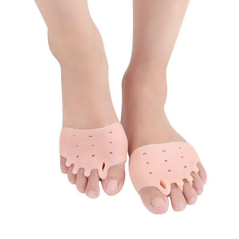 Silicone Honeycomb Forefoot Pad-Free Shipping To The USA
