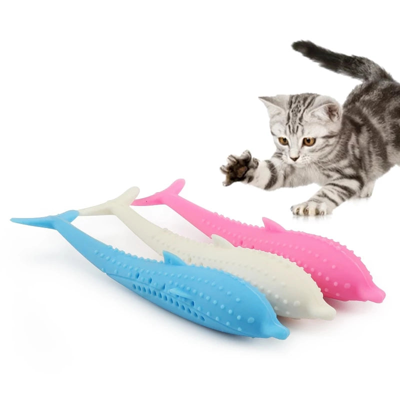 Free Cat Self-Cleaning Toothbrush - Get Yours Today & Just Cover Shipping