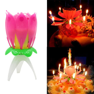 Magical Birthday Candle