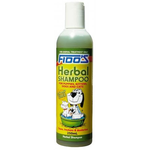Fidos Herbal Shampoo 1L P4660