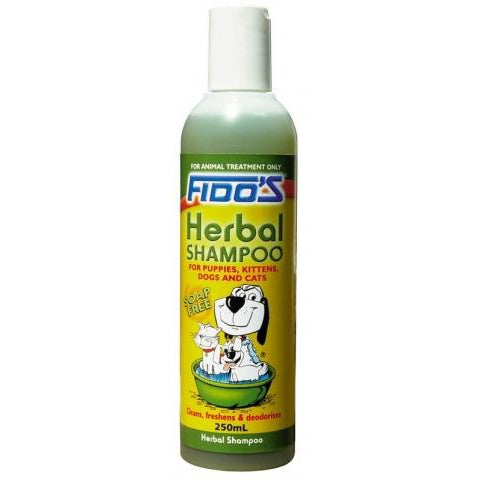 Fidos Herbal Shampoo 250mL