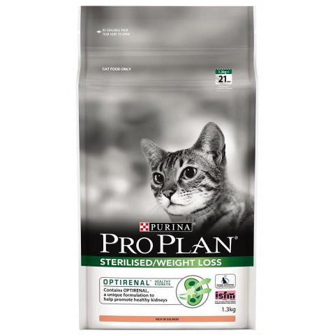 Pro Plan Cat Weight Loss 1.3Kg