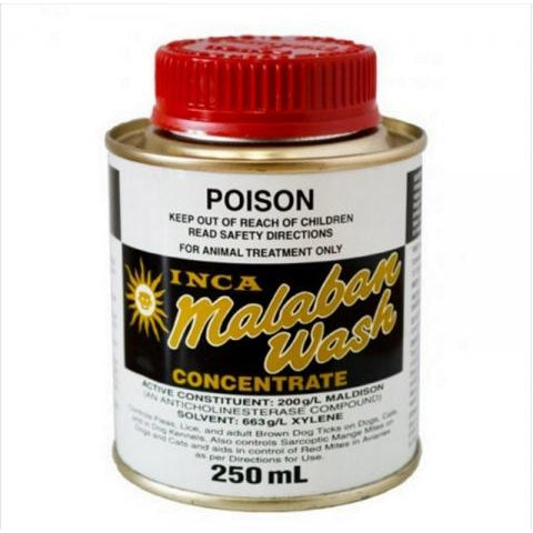 Inca Malaban Wash 250Ml Mal250