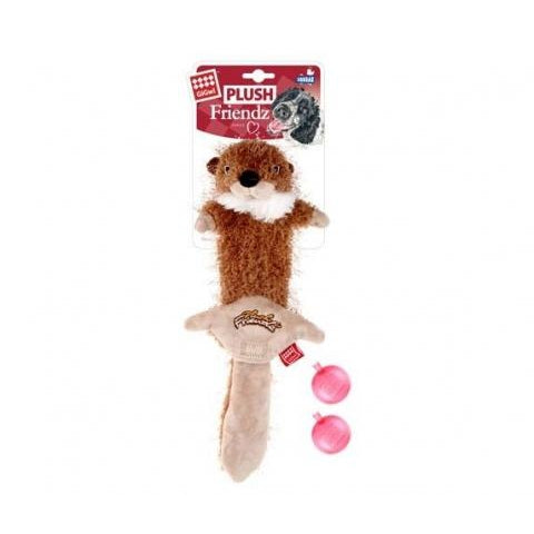 Gigwi Plush Friendz Squirrel Skin Medium