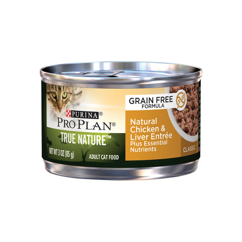 Pro Plan Cat Gf Chicken Liver 85Gx24