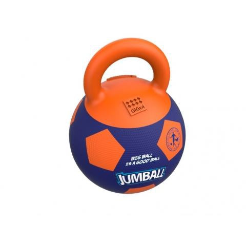 Gigwi Jumball Soccer Ball Purple\Orange