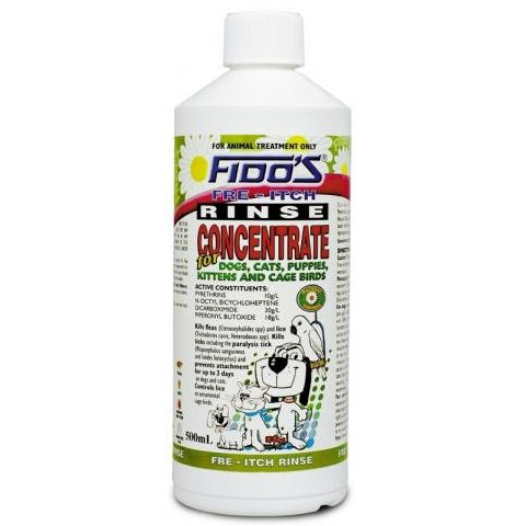 Fidos Rinse Concentrate Freitch 500Ml