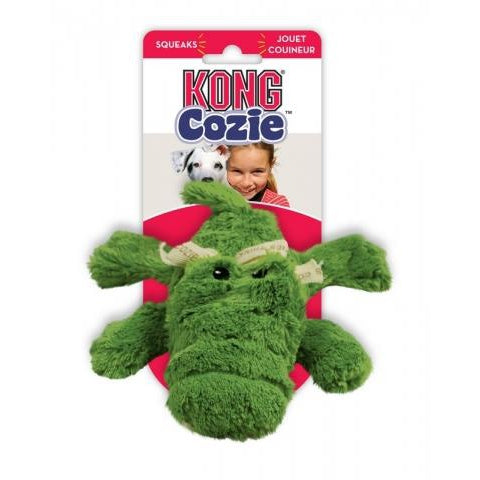 KONG Cozie Ali Alligator Small