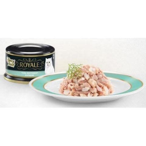 Ffeast Royale Tuna Whitemeat 85G X24