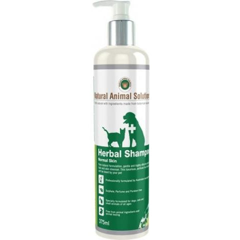 Nas Normal Herbal Shampoo 375Ml