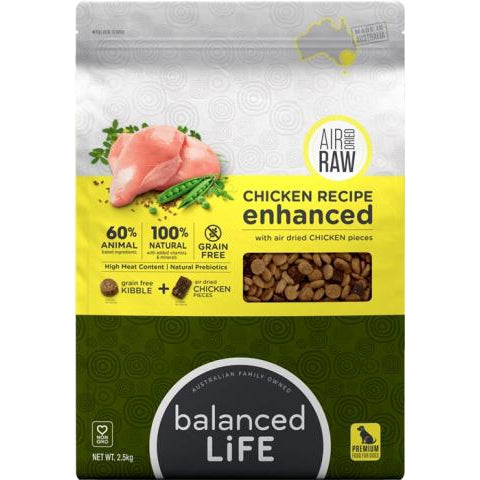 Balanced Life Adult Dry Chicken 2.5Kg