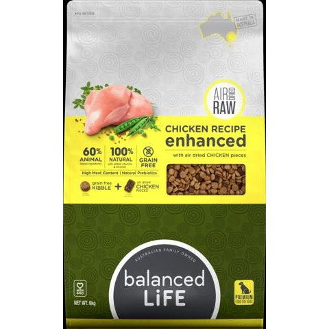 Balanced Life Adult Dry Chicken 9Kg