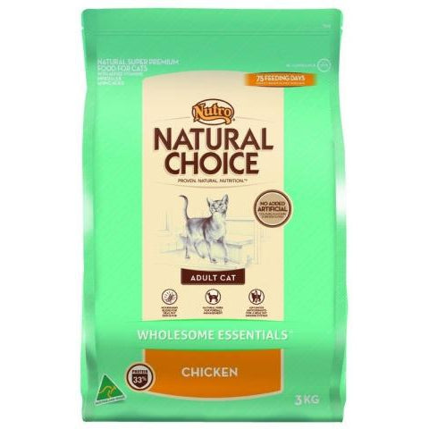 Nutro Cat Adult Chicken 3Kg