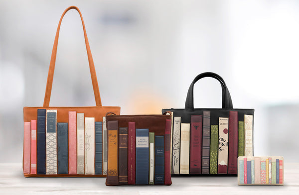 Bookworm Leather Bags Purses Handbags And Accessories