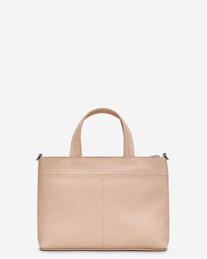 Autumn Girl Frappe Leather Multiway Grab Bag -  - Yoshi