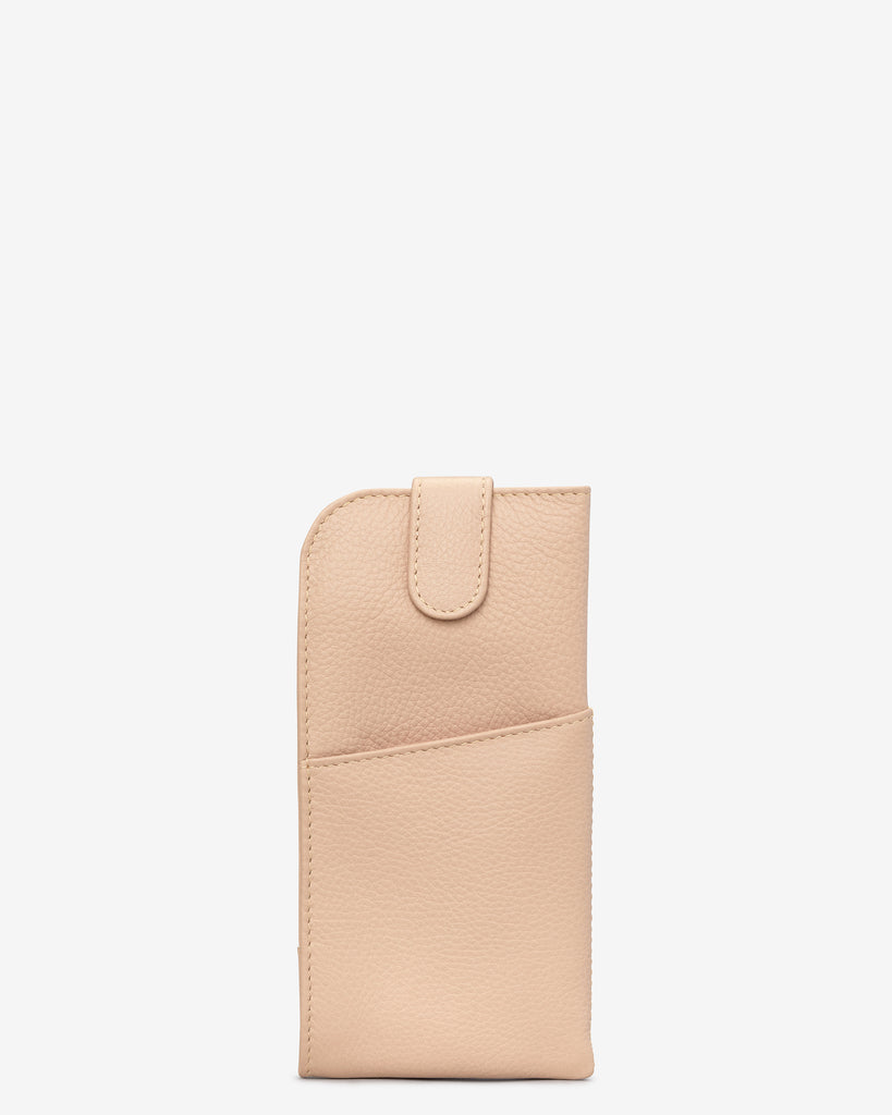 Frappe Leather Chilton Glasses Case - Frappe - Yoshi