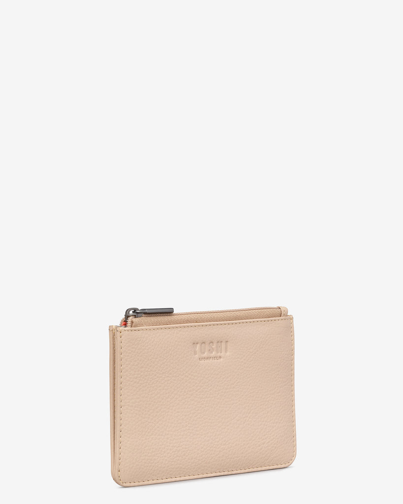 Frappe Leather Franklin Purse -  - Yoshi
