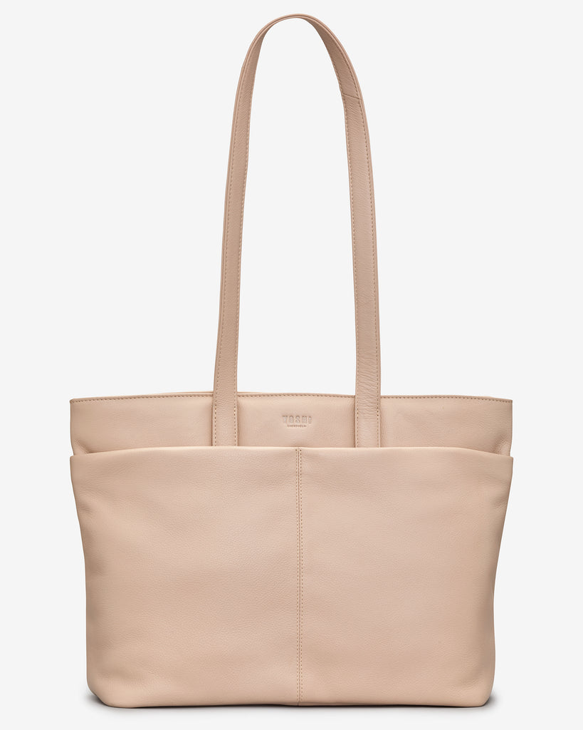 Gresley Frappe Leather Shopper Bag - Yoshi