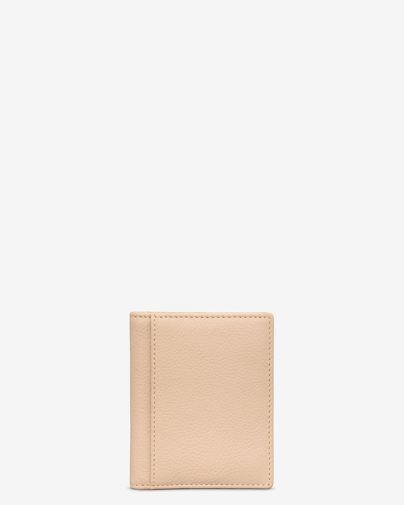Frappe Leather Steinway Card Holder - Yoshi