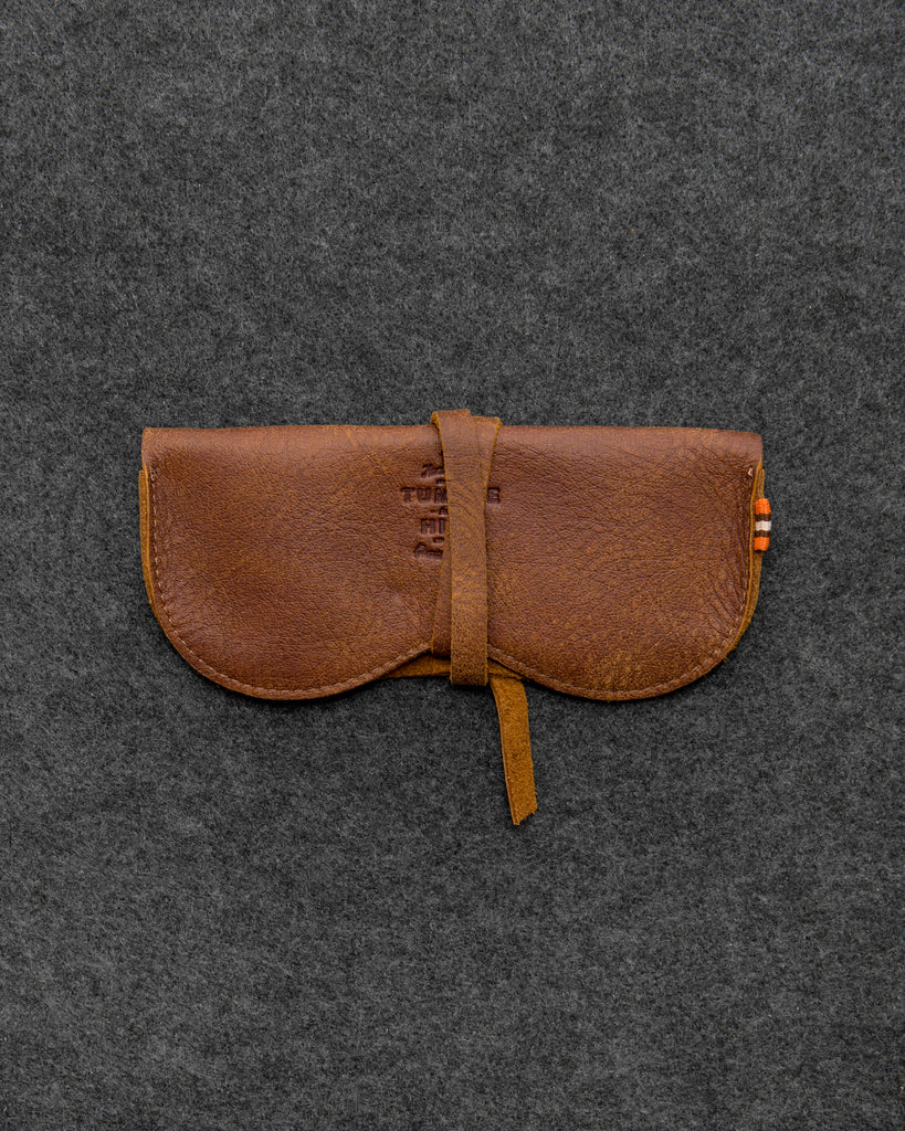 Yukon Leather Wrap Around Glasses Case By Tumble And Hide -  - Tumble & Hide