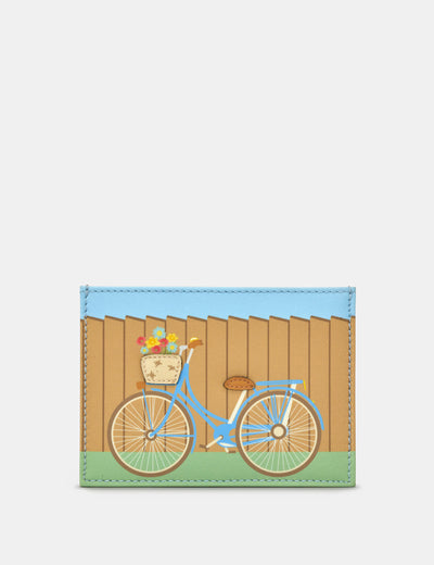 Bicycle Leather Academy Card Holder - Yoshi