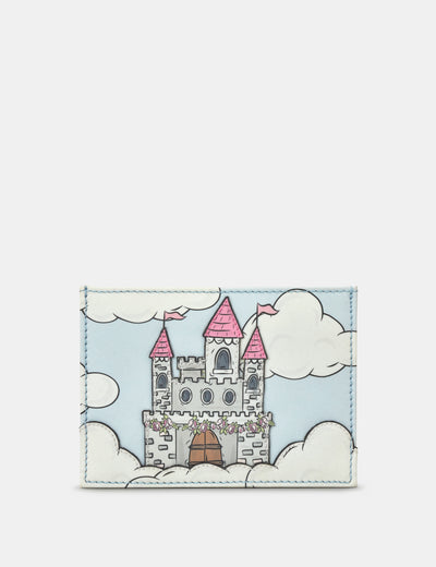 Princess Castle Leather Academy Card Holder - Yoshi