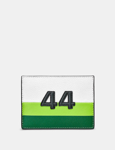 Car Livery #44 Leather Academy Card Holder - Yoshi