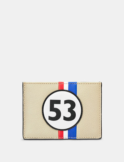 Car Livery #53 Leather Academy Card Holder - Yoshi