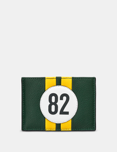 Car Livery #82 Leather Academy Card Holder - Yoshi