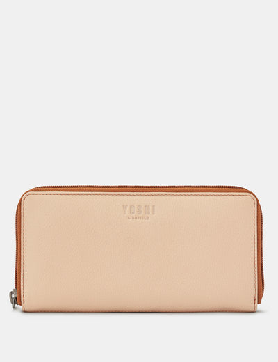 Frappe Multi Leather Baxter Purse - Yoshi