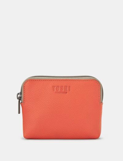 Coral Multi Leather Chatham Purse - Yoshi