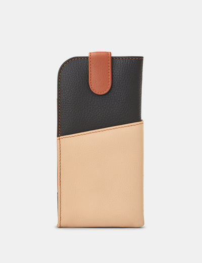 Frappe Multi Leather Chilton Glasses Case - Yoshi