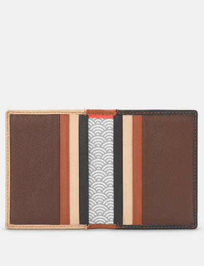 Frappe Multi Leather Steinway Card Holder - Yoshi
