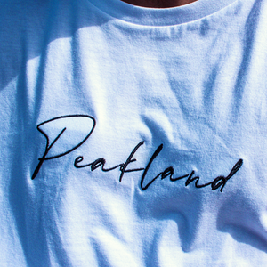 Peakland Oversized White