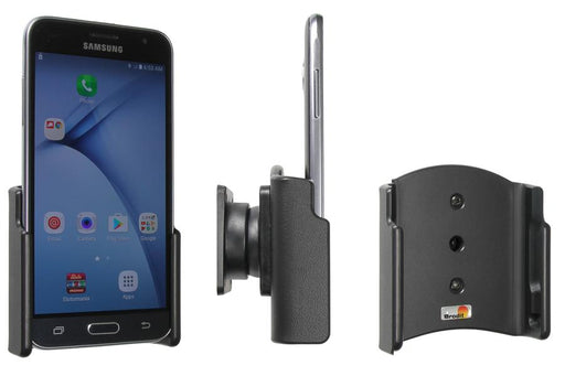 511980 Brodit Passive holder with tilt swivel for Samsung Galaxy J3 (2016)