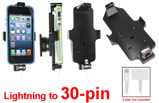 514434 Brodit Holder for Cable Attachment for Apple iPhone 5
