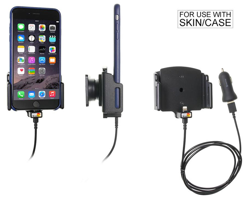 521667 Brodit Active holder with cig-plug for Apple iPhone 11 Pro