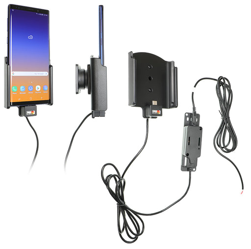 727069 Brodit Active holder for fixed installation for Samsung Galaxy Note 9
