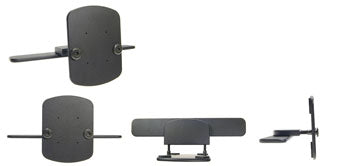 811050 Brodit Headrest mount for Volvo XC90 02-14