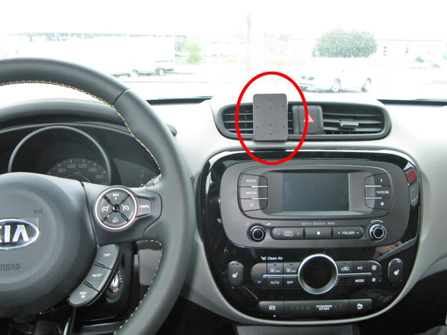 855001 Brodit ProClip for Kia Soul 14-17