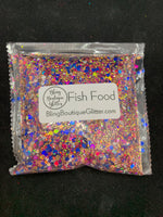 Chunky Mix Metallic Glitter - Fish Food