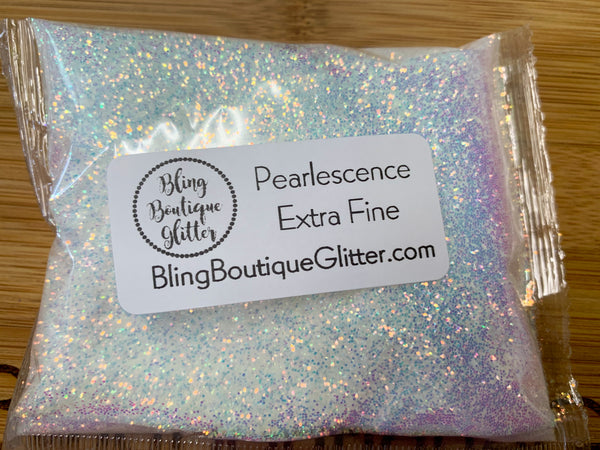 Extra Fine Iridescent Glitter - Pearlescence