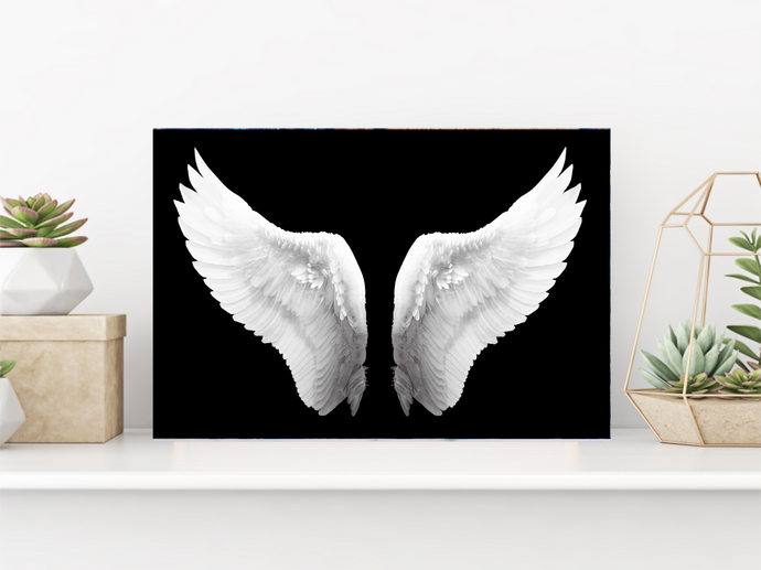 Tableau décoratif : Angel Wings