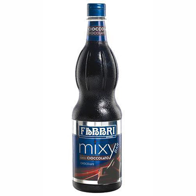 Sirope Mixybar Chocolate Fabbri, 1000 ml.