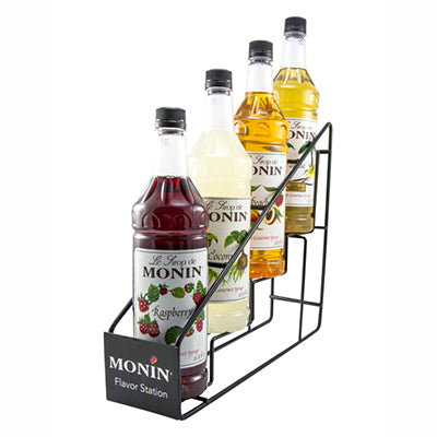 Estante Botellas Monin